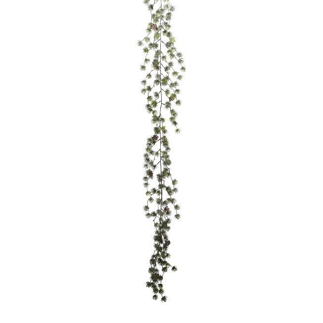 Cedar Garland, 145 cm,Frost