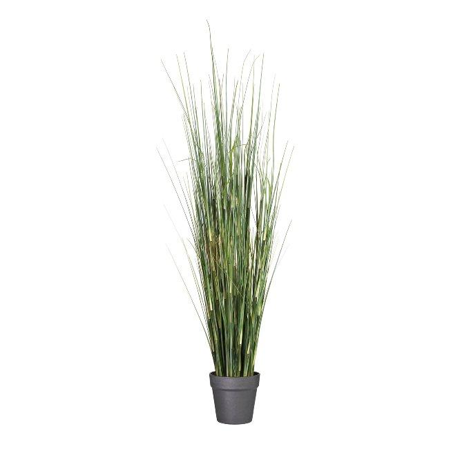 Equisetum Grass, ca. 95 cm,Plastic, In Pot