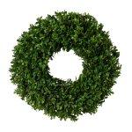 Boxwood wreath, 33 cm