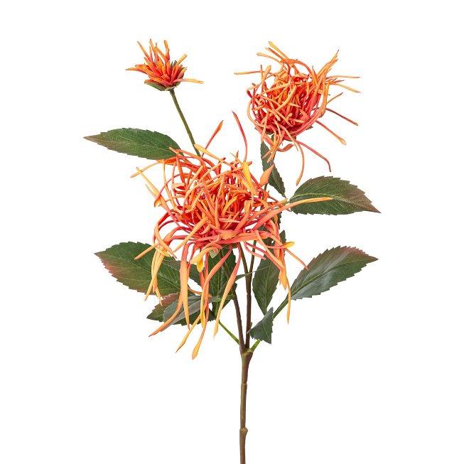 Dahlia, 68 cm, orange