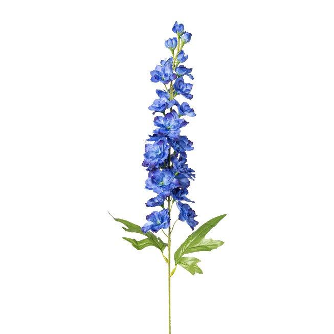 Larkspur, 86 cm, blue, set of 2 pcs