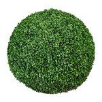 Boxwood ball, ca 53cm,plastic, green, UV-resistant,