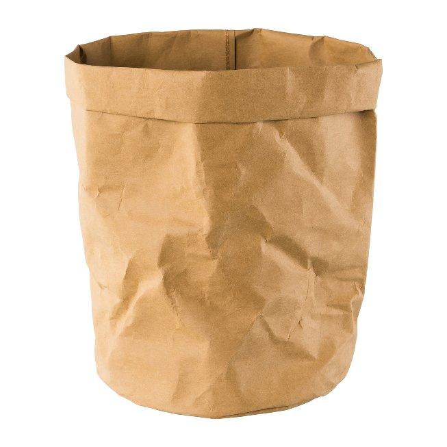 #Kraft Paper Bag High