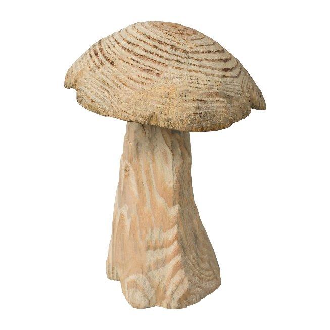 Tannen Holz Pilz