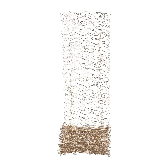 Metal Wire Table Runner With,50Led/6H Timer, 20x100 cm,
