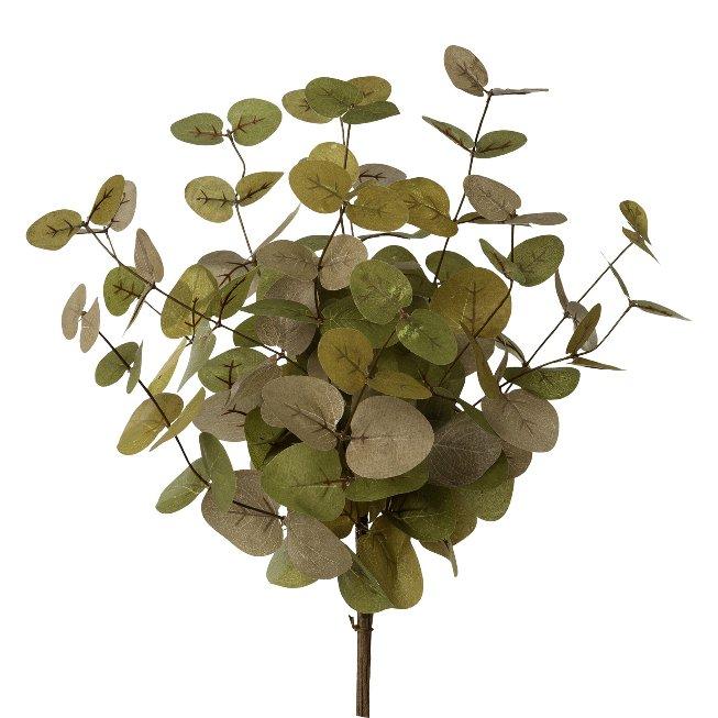 Eucalyptus Branch Autumn,20x5x40 cm, Sage